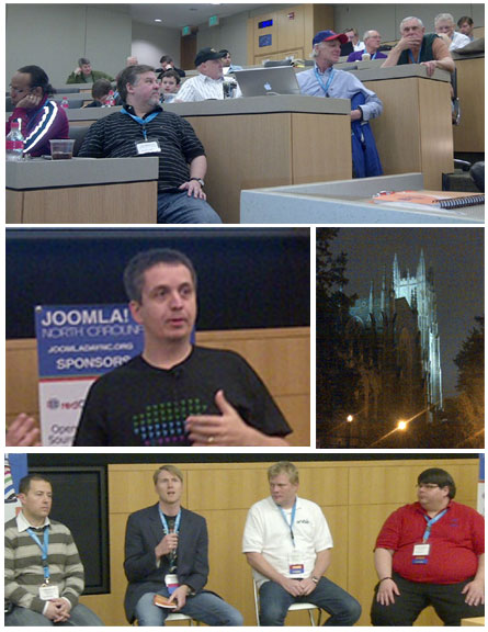 3by400 Road Trip - Joomla Day NC