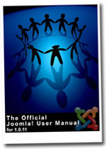 Joomla Manual Cover