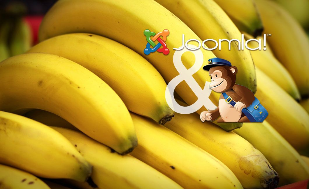Joomla and MailChimp