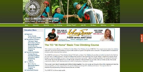 TCI eLearning Site