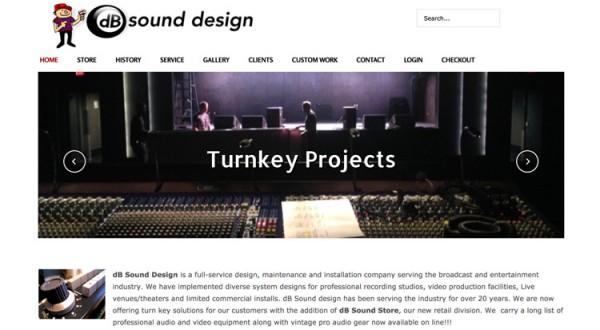 dB Sound Design