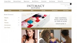 Intimacy Online Store