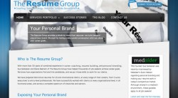 The Resume Group