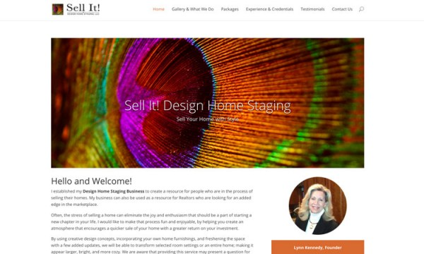 Sell It! Design Home Staging
